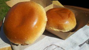 Normale Weizenburgerbrötchen