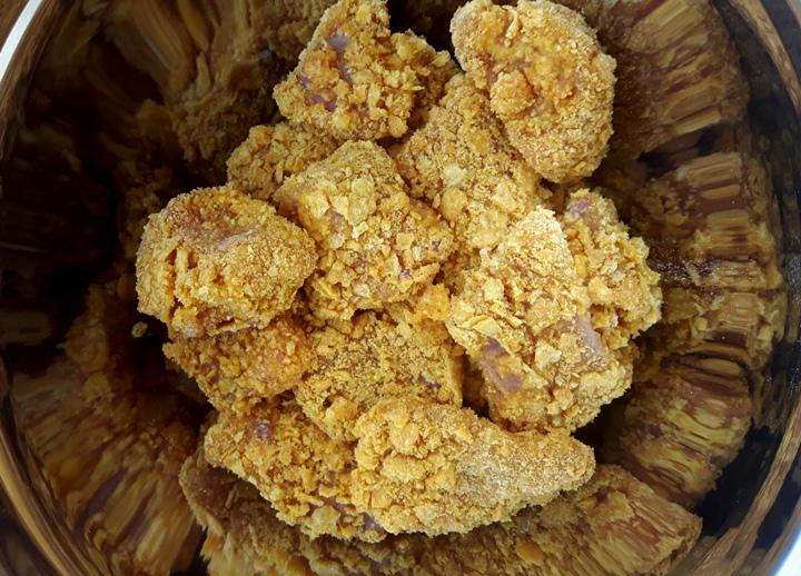 Chicken Nuggets roh