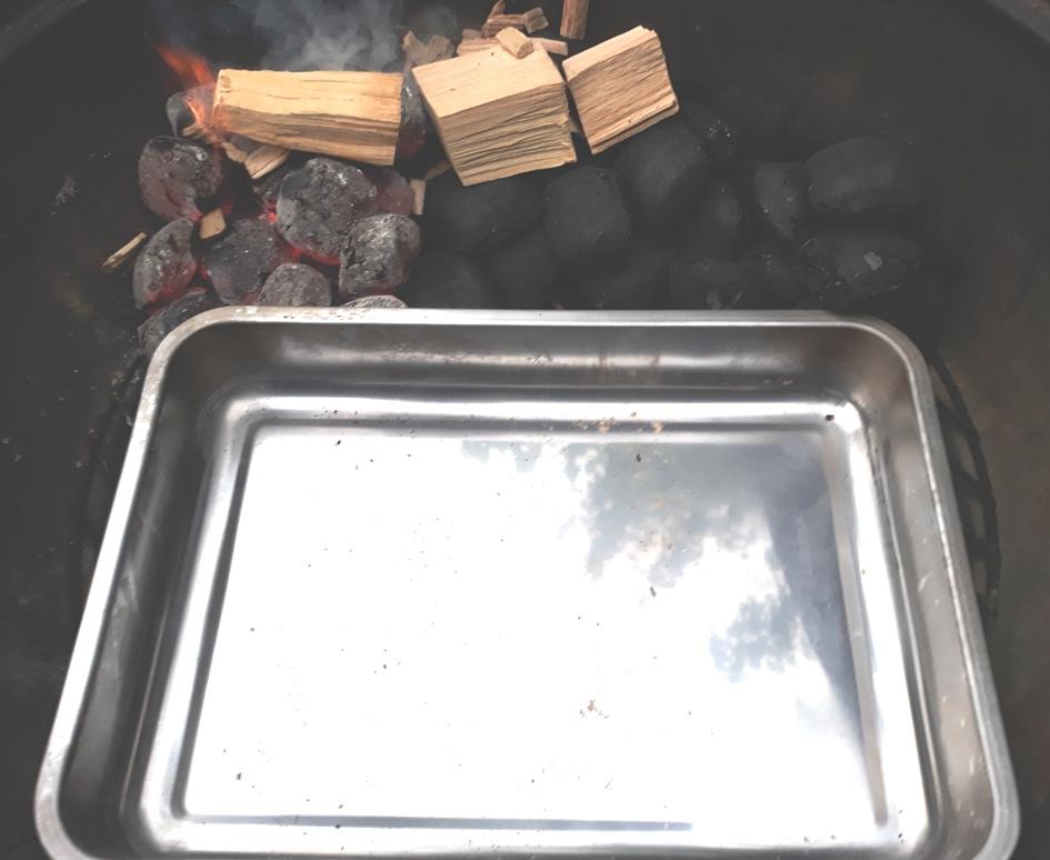 Minionring, Chips und Chunks, Wasserschale