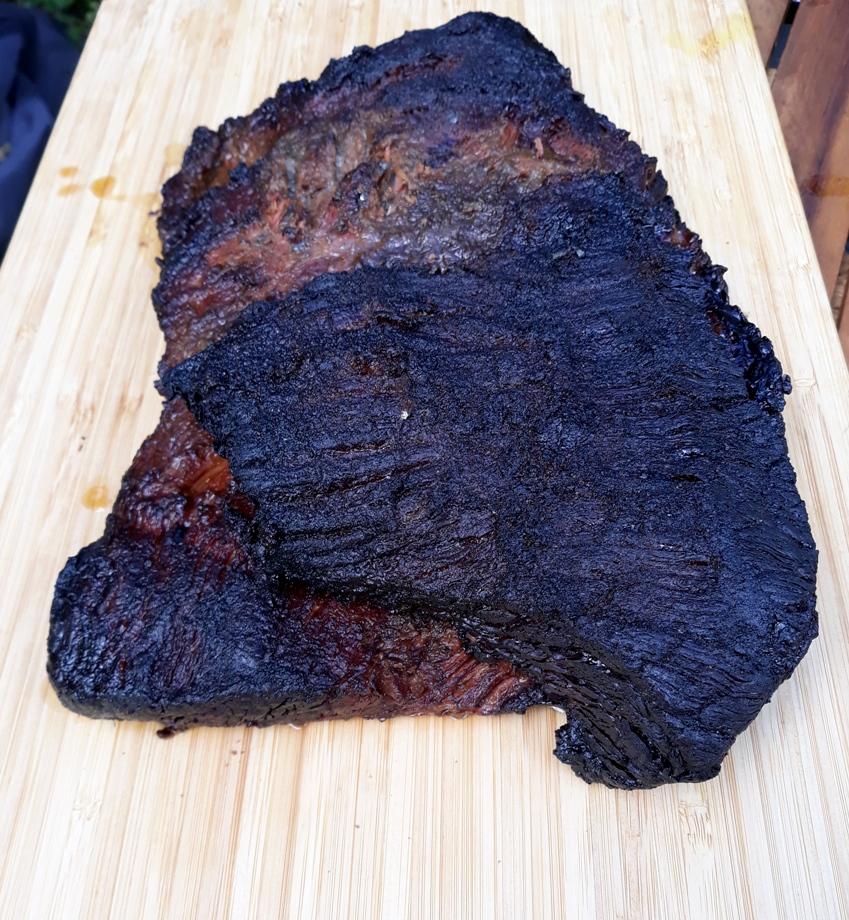 Beef Brisket Frisch vom Garren